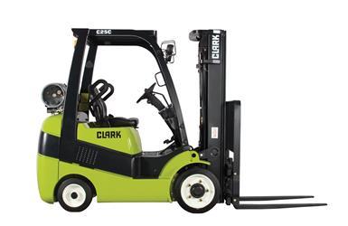 CLARK CLARK Carretillas Gas | C20-35L