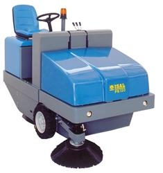 ISAL ISAL Barredoras conductor sentado | PB 120