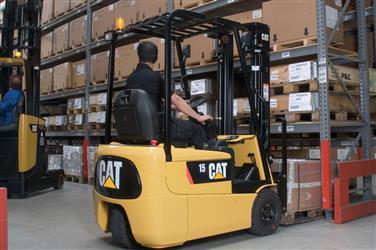 CAT CAT Carretillas Eléctricas | EP10-15 KRT PAC